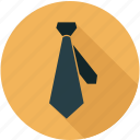 business, dress up, professional, tie icon