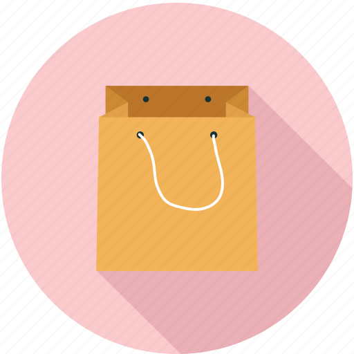 bag, paper bag, shopping, store bag icon