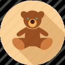 bear, kid toy, teddy bear