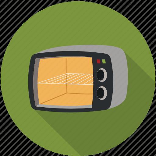 bread oven, mini oven, oven icon