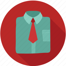 business, business attire, professional, suit icon