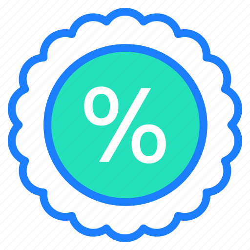 Discount, gift, label, offer, percentage, sale icon - Download on Iconfinder