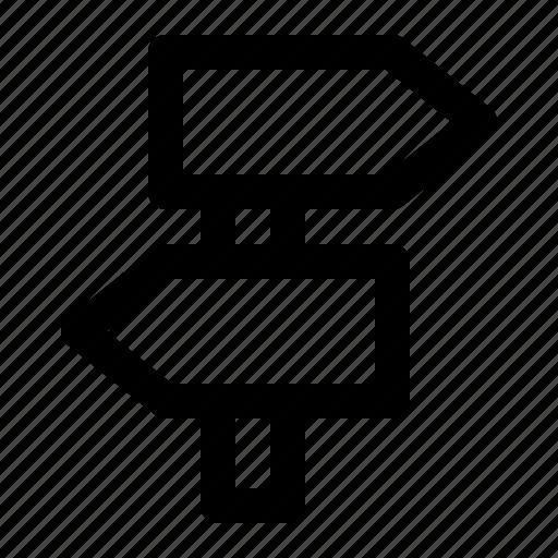 Arrow, arrows, crossroad icon - Download on Iconfinder