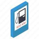 fuel station, gas station, petrol station board, road board, signboard icon