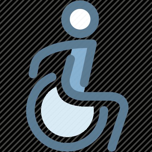 disability, disabled, handicap, navigation, sign, toilet icon