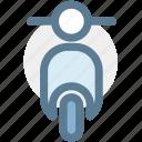 bike, motor, motorbike, motorcycle, navigation, parking, sign