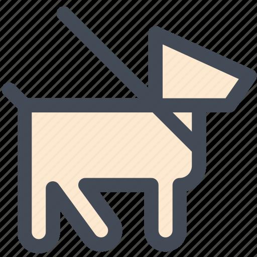 dog, leash, navigation, pet, pet dog, sign icon