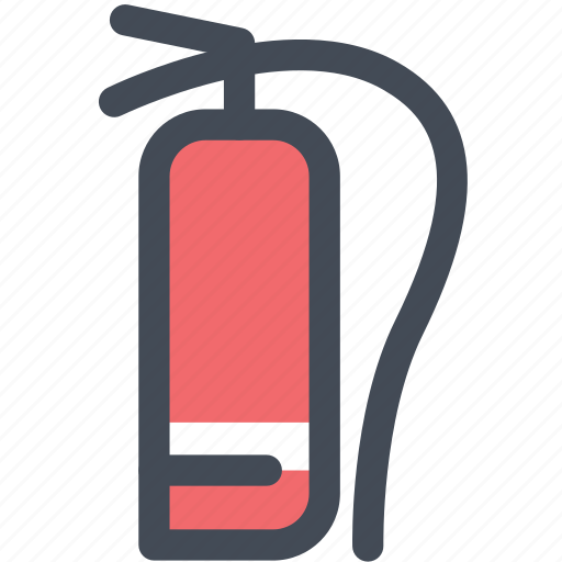 fire, fire extinguisher, fire extinguishing, fire protection, fire safety, navigation, sign icon
