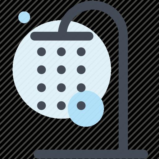 bath, clean, navigation, shower, sign, wash, water icon