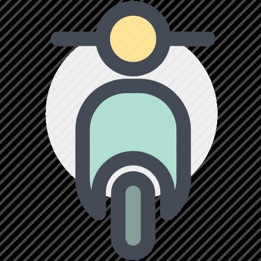 bike, motor, motorbike, motorcycle, navigation, parking, sign icon