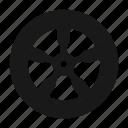 automobile, car, disk, shadow, silhouette, tire, wheel