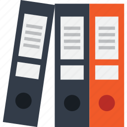 archive, data, docs, documents, files, folders icon