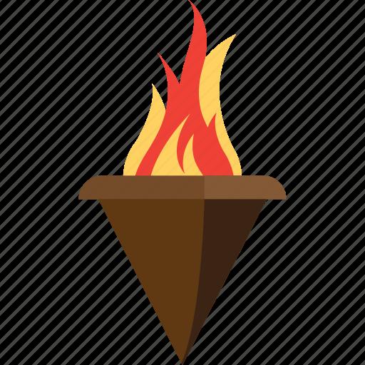 bulb, burn, burner, camping, energy, fire, flame, hot, lamp, light, power, spam, virus, warm icon