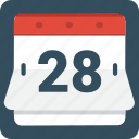 alarm, business, calendar, date, day, deadline, dialy, event, history, management, month, office, plan, schedule, time, todo icon