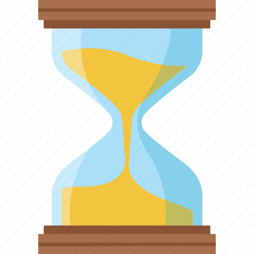Hourglass, loading, waiting, wait, timer, time, timed, management, business, schedule, alarm, clock, watch, event, plan, date, day icon