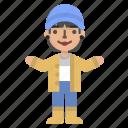 avatar, clothing, fashion, female, girl, winter, woman