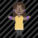 avatar, clothing, dress, fashion, female, girl, woman