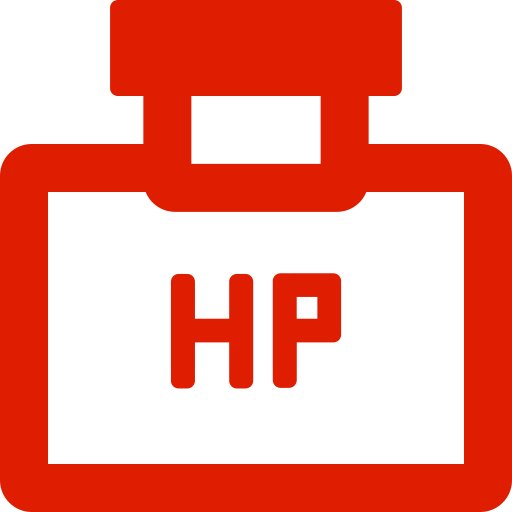 alchemy, heal, hp, potion, rpg icon
