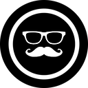 guy, sunglasses icon