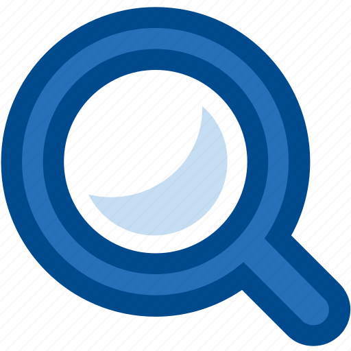 Glass, look, magnification, magnify, magnifying, observe, search icon - Download on Iconfinder