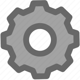 cog, config, configuration, configure, gear, options, settings, tool icon