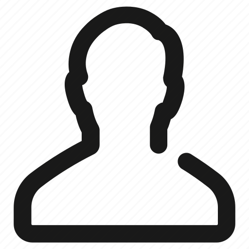 account, avatar, man, person, profile, social, user icon