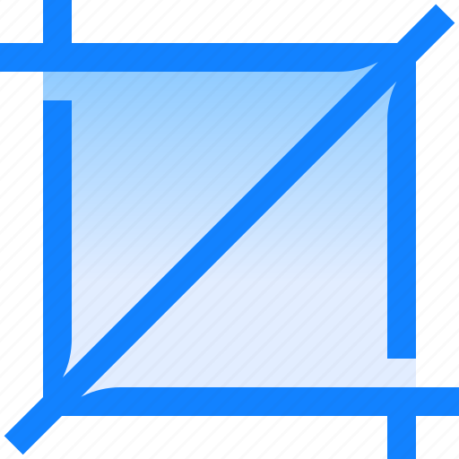 crop, frame, photo, picture, size, tool icon