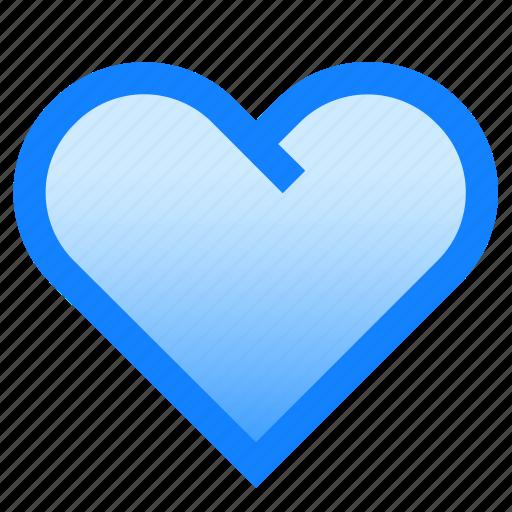 broken, happy, hate, heart, like, love icon