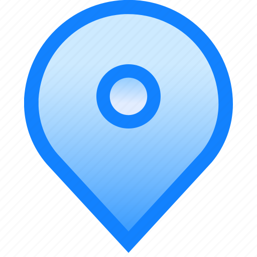 geolocation, map, mark, pin, place, position, tag icon