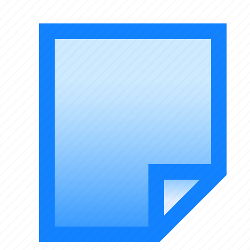 blank, document, editor, note, page, paper, words icon