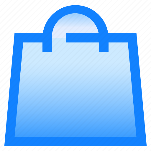 bag, cart, handles, shop, shopping, store icon
