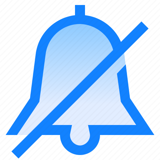 alarm, bell, disabled, ring, ringtone, sound icon