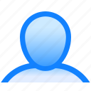 avatar, face, human, man, profile, user icon