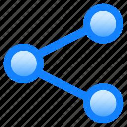 android, copy, publish, send, share icon