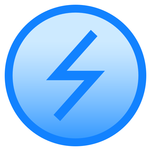battery, charge, circle, electricity, lightning, power icon