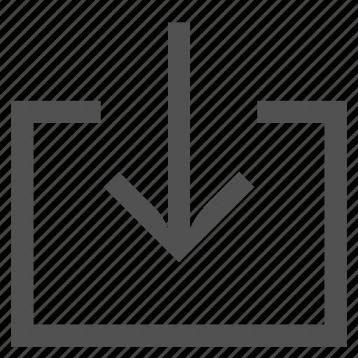 copy, download, import, ios, send icon