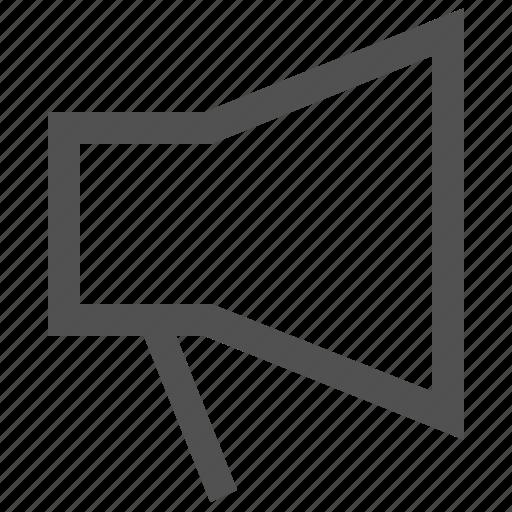 loud, megaphone, share, translation, voice icon