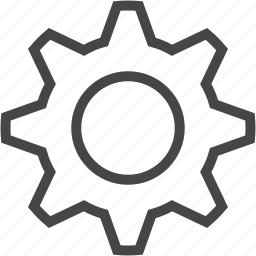 equipment, gear, options, repair, setting, tools, wrench icon
