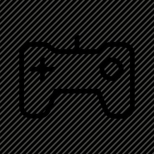 comando, computador, gamepad, gaming, jeux, jogos, manette de jeu icon