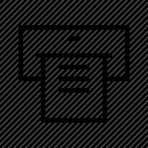 document, impresora, impressora, imprimeur, imprimir, print, printer icon
