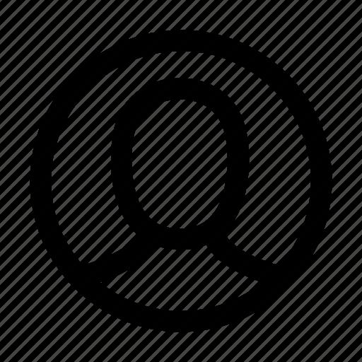 account, avatar, contact, man, person, profile, user icon