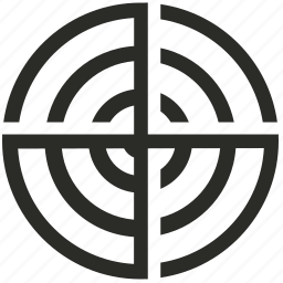 aim, bulseye, goal, internet, marketing, optimization, target icon