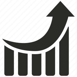 analytics, bar, business, chart, charts, diagram, graph, internet, marketing, optimization, performance, progress, report, statistics, success icon