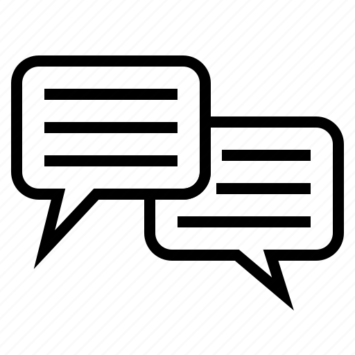 bubble, chat, help, service, speech icon