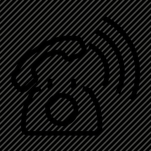 handset, phone icon