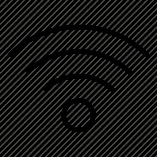 conection, fi, wi, wi-fi icon