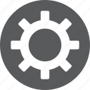 cog, gear, gear wheel, help, menu, settings, tools, web broswer, web navigation, website icon