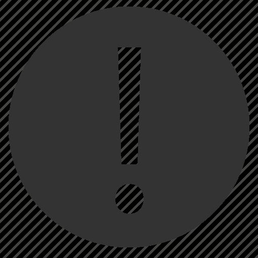 attantion icon