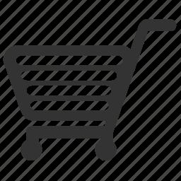 cart, empty icon
