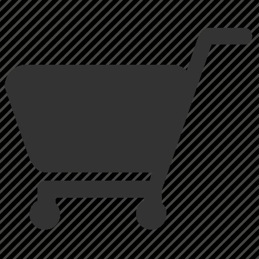 cart, full icon